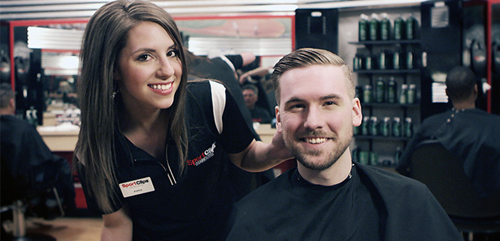 Sport Clips Haircuts of NW Market Place Shopping Center Haircuts